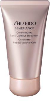 Shiseido Benefiance Concentrated Neck Contour Treatment protivráskový a regenerační krém na krk a dekolt