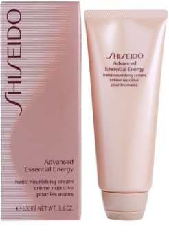 Shiseido Body Advanced Essential Energy revitalizační krém na ruce