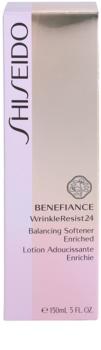 Shiseido Benefiance WrinkleResist24 tónico hidratante antirrugas