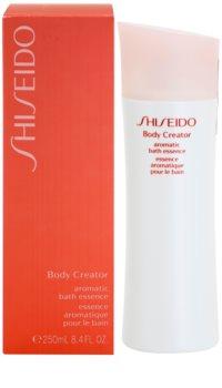Shiseido Body Advanced Body Creator esenta de relaxare baie
