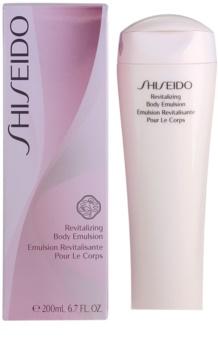 Shiseido Body revitalizační tělová emulze