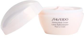 Shiseido Body stärkende Körpercrem mit feuchtigkeitsspendender Wirkung