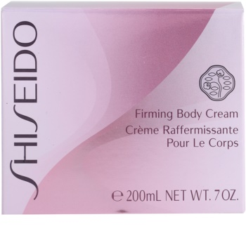 Shiseido Body crema de corp pentru fermitatea pielii cu efect de hidratare