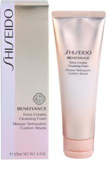 Shiseido Benefiance jemná čisticí pěna s hydratačním účinkem