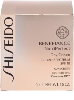 Shiseido Benefiance NutriPerfect omlazující denní krém SPF15