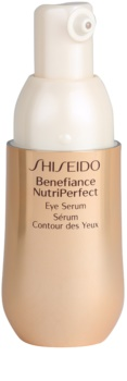 Shiseido Benefiance NutriPerfect szérum szemre a ráncok, duzzanatok és sötét karikák ellen