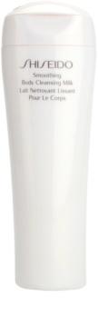 Shiseido Body tusoló testápoló tej a feszes bőrért