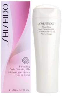 Shiseido Body lapte de corp pentru dus pentru tonifierea pielii