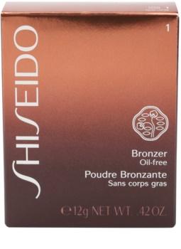 Shiseido Base Bronzer Bräunungspuder