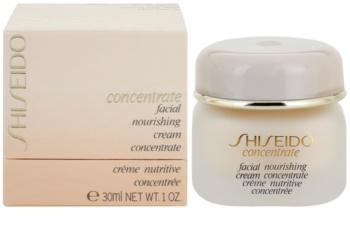 Shiseido Concentrate výživný pleťový krém