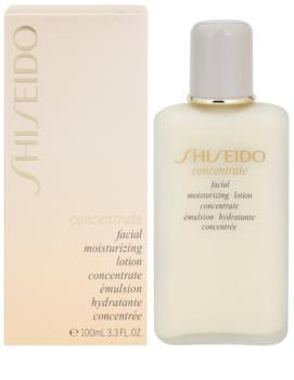 Shiseido Concentrate arcbőr hidratáló emulzió