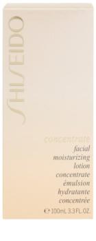Shiseido Concentrate hydratační pleťová emulze