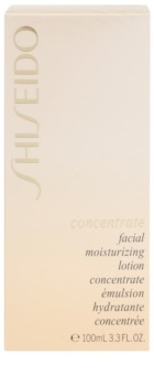 Shiseido Concentrate зволожуюча емульсія для шкіри