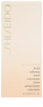 Shiseido Concentrate verfeinernder und Feuchtigkeit spendender Toner für trockene bis sehr trockene Haut