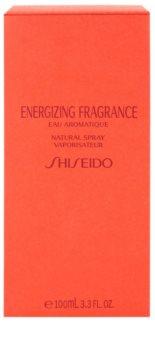 Shiseido Energizing Fragrance eau de parfum pentru femei 100 ml