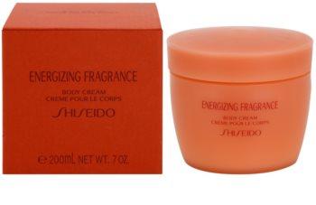 Shiseido Energizing Fragrance testkrém nőknek 200 ml