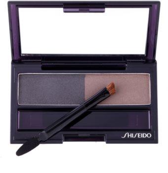 Shiseido Eyes Eyebrow Styling paleta pentru machiaj sprancene