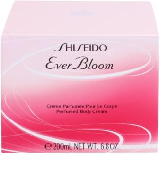 Shiseido Ever Bloom krem do ciała dla kobiet 200 ml
