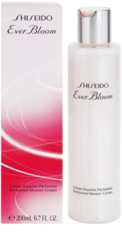 Shiseido Ever Bloom Dusch Creme für Damen 200 ml