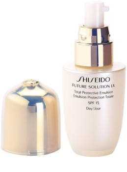 Shiseido Future Solution LX Total Protective Emulsion SPF 15