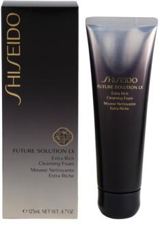 Shiseido Future Solution LX luxuriöser Reinigungsschaum