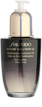 Shiseido Future Solution LX negovalno olje za telo in obraz