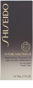 Shiseido Future Solution LX óleo de cuidado para corpo e rosto