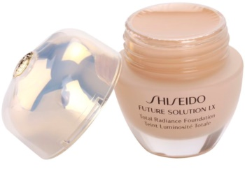 Shiseido Future Solution LX fond de teint illuminateur SPF 15