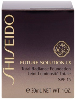 Shiseido Future Solution LX auffrischendes Make-up LSF 15