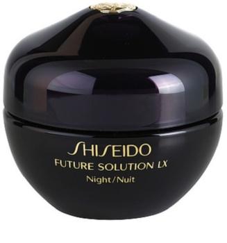 Shiseido Future Solution LX Festigende regenerierende Nachtcreme