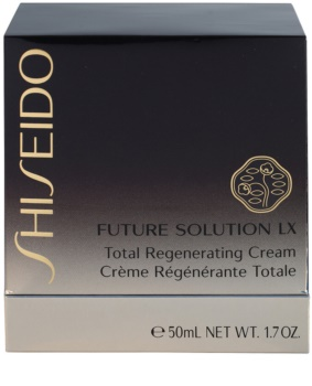 Shiseido Future Solution LX éjszakai regeneráló feszesítő krém