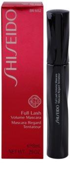 Shiseido Eyes Full Lash Mascara pentru volum si separare
