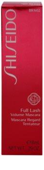 Shiseido Eyes Full Lash máscara de pestañas para volumen y separación