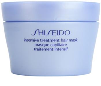 Shiseido Hair vlasová maska pro poškozené vlasy
