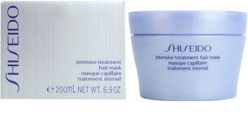 Shiseido Hair máscara capilar para cabelo danificado