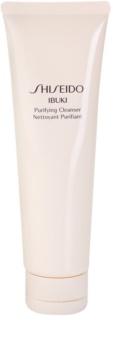Shiseido Ibuki osvěžující čisticí pěna s mikroperličkami