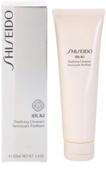 Shiseido Ibuki erfrischender Reinigungsschaum mit Microperls