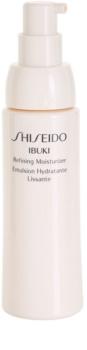 Shiseido Ibuki Feuchtigkeitsemulsion für ein gesundes Aussehen