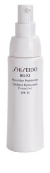 Shiseido Ibuki hydratisierende und schützende Creme LSF 15