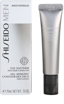 Shiseido Men Anti-Fatigue gel para ojos con efecto frío antibolsas y antiojeras
