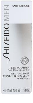 Shiseido Men Anti-Fatigue gel para ojos con efecto frío antibolsas y antiojeras