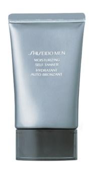Shiseido Men Anti-Fatigue samoopalovací krém na obličej s hydratačním účinkem
