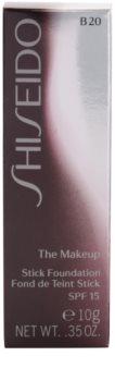 Shiseido Base The Makeup Moisturising Stick Foundation SPF 15