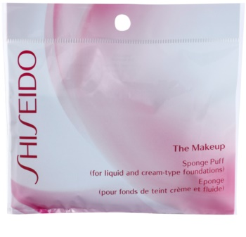 Shiseido Accessories esponja de base