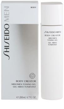 Shiseido Men Body Body Creator Abdomen Toning Gel