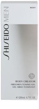 Shiseido Men Body gel modelator burta si talie