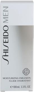 Shiseido Men Hydrate émulsion hydratante et nourrissante pour tous types de peau