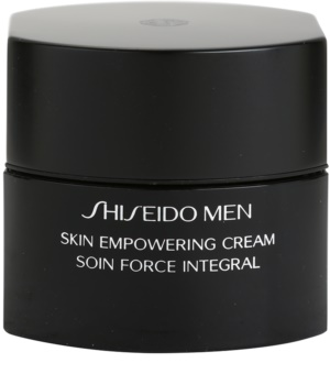 Shiseido Men Total Age-Defense creme restaurador para pele cansada