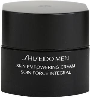 Shiseido Men Total Age-Defense krem wzmacniający do cery zmęczonej