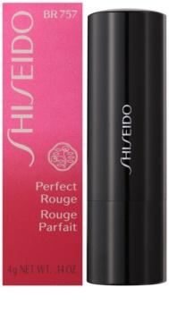 Shiseido Lips Perfect Rouge pečující rtěnka